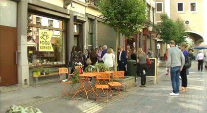 L'Auberge Espagnole, un espace permettant à des commerçants de tester leur concept, fête ses 2 ans - BX1