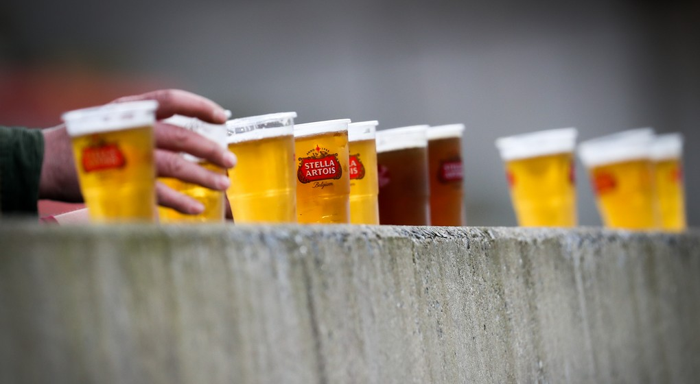 Amendes pour vente d'alcool aux mineurs en 2017 - BX1