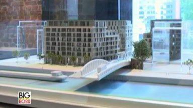 Tour et Taxis, projet Riva, Gare Maritime: Kris Verhellen, patron d'Extensa Group, est l'invité de Big Boss