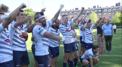 Rugby : Boitsfort après sa victoire face au Coq Mosan - BX1