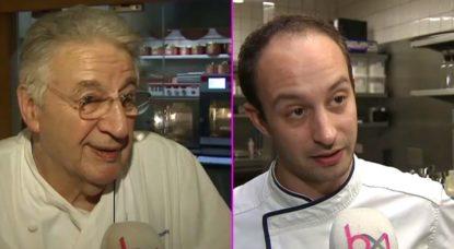 le chef étoilé Maxime Maziers reprend à 100% le restaurant Bruneau - BX1