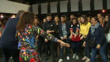 Une centaine de jeunes comédiens coachés par Nawell Madani