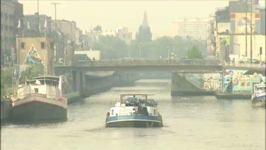 Un corps repêché dans le canal Bruxelles-Charleroi