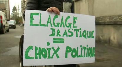 Élagage des marronniers à Forest: le collectif citoyen entendu par Pascal Smet - BX1