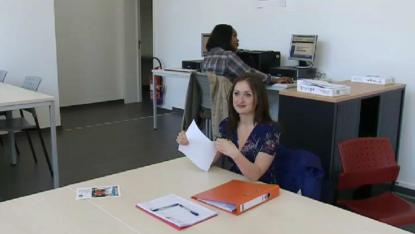 CPAS de Bruxelles ouvre des salles d'études pour étudiants à l'approche du blocus - BX1