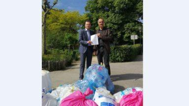 Les bourgmestres de Watermael-Boitsfort et d'Auderghem interpellent Fadila Laanan sur la mauvaise gestion du ramassage des déchets