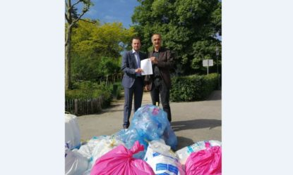 Les bourgmestres de Watermael-Boitsfort et d'Auderghem interpellent Fadila Laanan sur la mauvaise gestion du ramassage des déchets - BX1