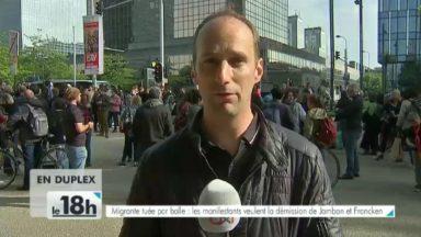 Décès d'une fillette kurde : un rassemblement organisé à Bruxelles pour demander la démission de Francken et Jambon