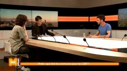 Belgian Pride : que font les communes pour les LGBTQI+ ? - BX1