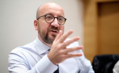 Charles Michel à propos de Bart De Wever - BX1