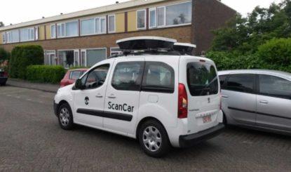 Stationnement : la Ville de Bruxelles se munit de deux scan-cars, qui circuleront dès septembre - BX1