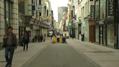La rue Neuve traverse une mauvaise passe avec 10% de magasins vides