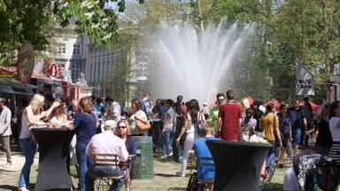 Fête de l'Iris: de nombreuses activités ont eu lieu ce dimanche dans le Parc royal