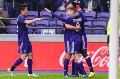 Anderlecht s'impose en Playoff face à Bruges- BX1
