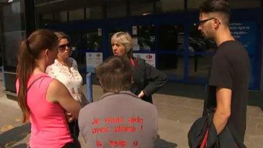 Carrefour: tensions entre syndicats et direction, certains hypermarchés resteront fermés ce week-end