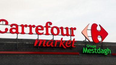 Grève Carrefour Mestdagh : cinq magasins bloqués à Bruxelles ce mercredi