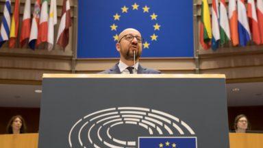 Conseil européen : aucun parti francophone n'a félicité Charles Michel pour sa nomination