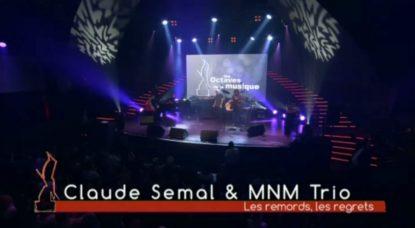 Claude Semal et MNM Trio s'associent pour les Octaves de la Musique 2018 - BX1