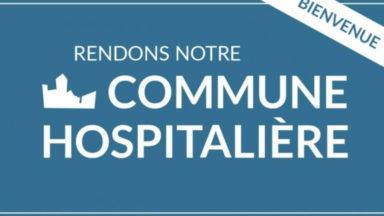 """Dix communes bruxelloises se sont déclarées """"hospitalières"""" envers les migrants"""
