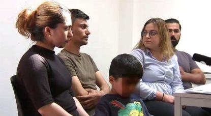 Les parents de Mawda (2 ans), tuée par une balle perdue, donnent leur version des faits - bx1