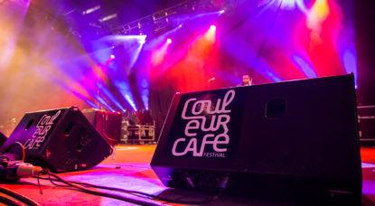 Couleur Café complète son programme avec 33 DJ'S - BX1