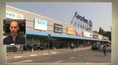 Fermeture des Hypermarchés Carrefour -BX1