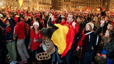 Coupe du monde : voici les écrans géants prévus en Région bruxelloise pour les matches des Diables rouges
