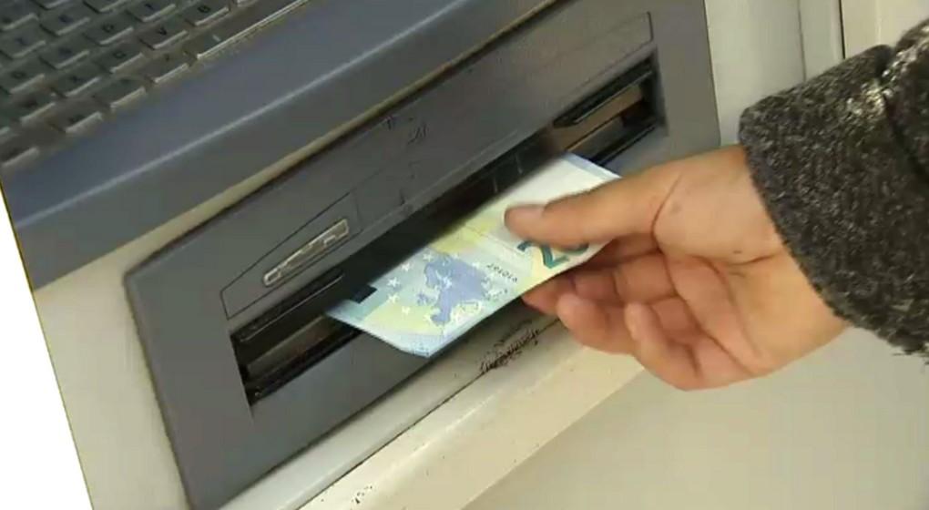 Distributeur de billet KBC sur Bruxelles - BX1