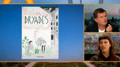 """Dryades"" : promenade onirique dans Bruxelles"
