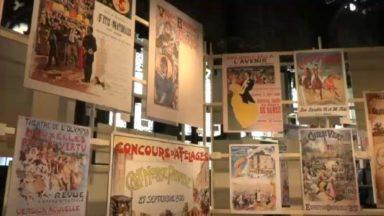 """""""Affiches Belle époque"""": une exposition qui retrace le Bruxelles d'autrefois en 150 affiches"""