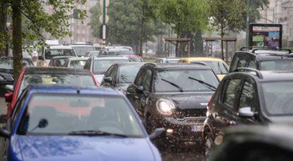 perte de 25% de temps pour les transports en commun de Bruxelles - BX1
