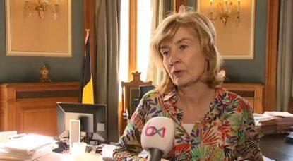 """Molenbeek va porter plainte suite aux propos de la """"pseudo-journaliste"""" Katie Hopkins sur la commune - BX1"""