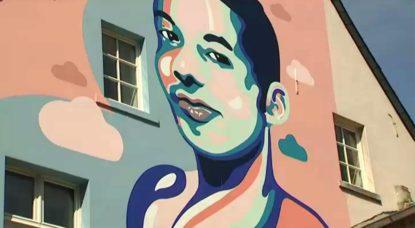 Journée de lutte contre l'homophobie : une marche et une fresque pour Ihsane Jarfi à Bruxelles - BX1
