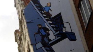 La Ville de Bruxelles remet à neuf plusieurs fresques de son parcours BD et en annonce des nouvelles