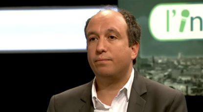 """Hamza Fassi-Fihri à propos des travaux sur le piétonnier dans l'émission """"L'interview"""" sur BX1"""