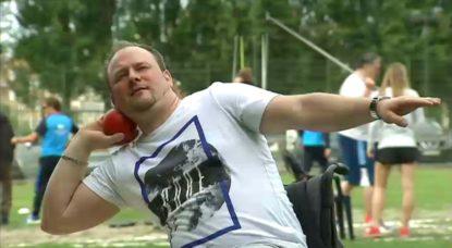 Laeken : une journée consacrée au handisport pour les personnes handicapées - BX1