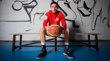 Basket-ball : l'expérience de Hind Ben Abdelkader en WNBA s'arrête après 14 matches