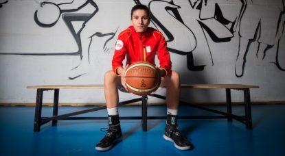 Basket-ball : Hind Ben Abdelkader devient la 3e joueuse belge à rejoindre la prestigieuse WNBA - BX1