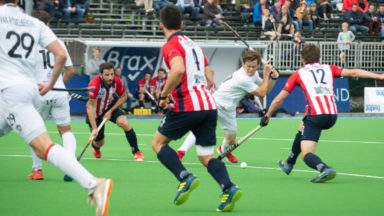 Finales Audi Hockey League : le Léopold bat le Racing 3-1