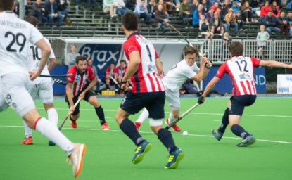 Finales Audi Hockey League : le Léopold bat le Racing 3-1 - BX1