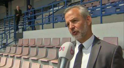 """L'Union Saint-Gilloise, racheté par Tony Bloom, dévoile ses plans : """"Le futur entraîneur est déjà choisi"""" - BX1"""