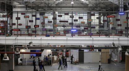 21.000 visiteurs pour le week-end d'ouverture du nouveau musée Kanal - bx1