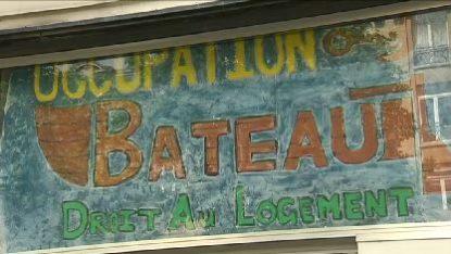 """""""Le bateau"""" de la place Sainte-Catherine cherche des donateurs, l'avenir de 80 sans-abris à nouveau menacé - BX1"""