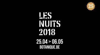 30.000 festivaliers pour Les Nuits Botanique 2018 - bx1