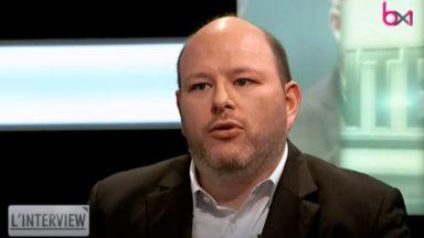 Marc Loewenstein (DéFI) est l'invité de l'Interview ce midi