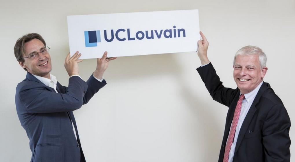 L'UCL et l'Université Saint-Louis dévoilent un nouveau nom et un nouveau logo pour la rentrée - BX1
