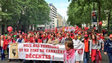 Manifestation nationale ce mardi : des perturbations attendues sur le réseau Stib