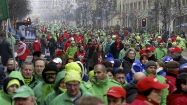 Négociations salariales : les syndicats organisent une grève nationale le 13 février