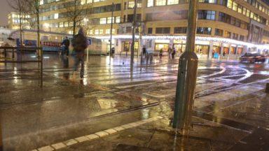 Météo : l'IRM lance deux alertes jaunes aux orages sur Bruxelles