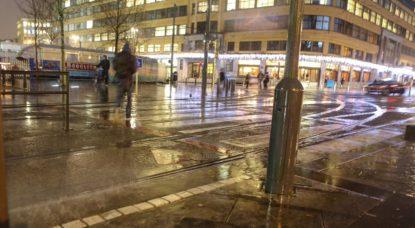 Météo : l'IRM lance deux alertes jaunes aux orages sur Bruxelles - BX1